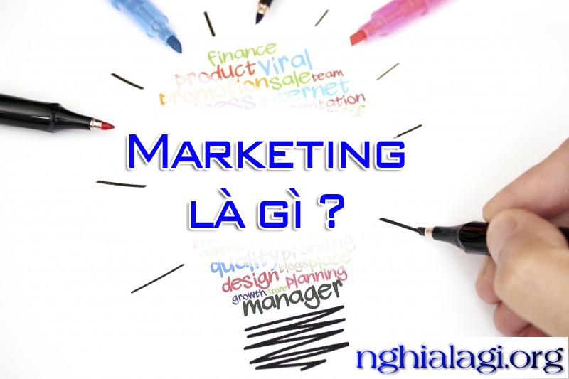 Marketing là gì? Những ý nghĩa của Marketing