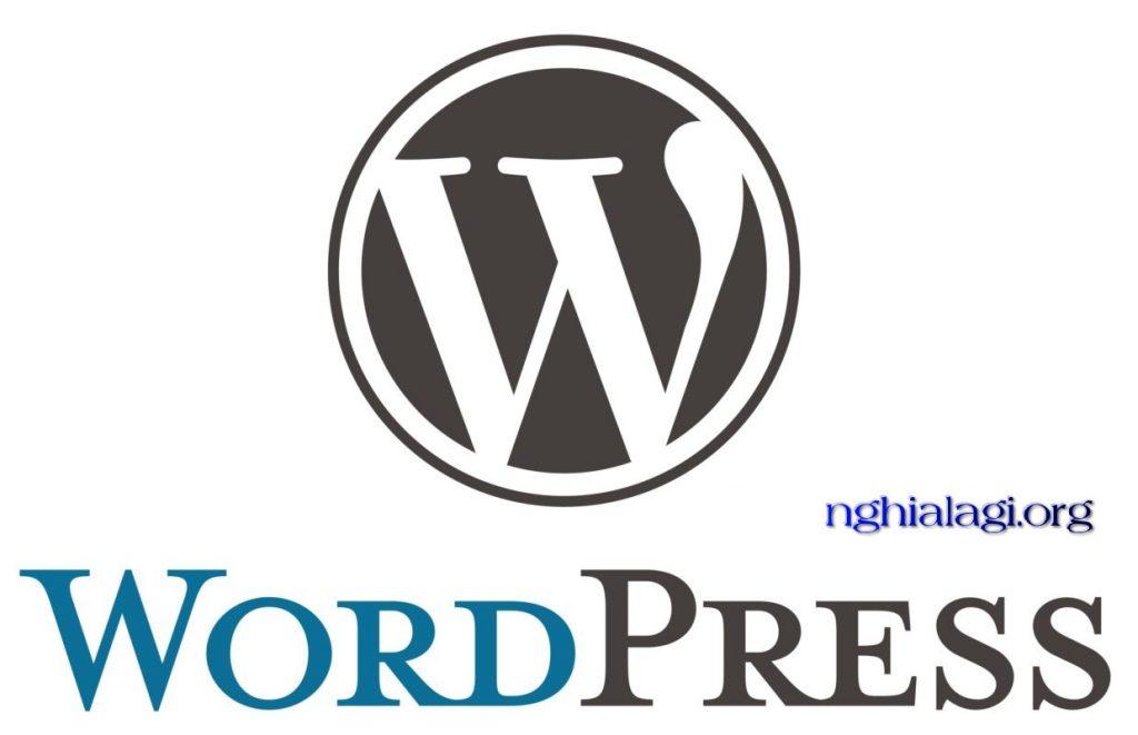 WordPress – Wikipedia tiếng Việt