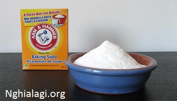 Baking soda là gì? Mua baking soda ở đâu? Công dụng của baking soda - Nghialagi.org