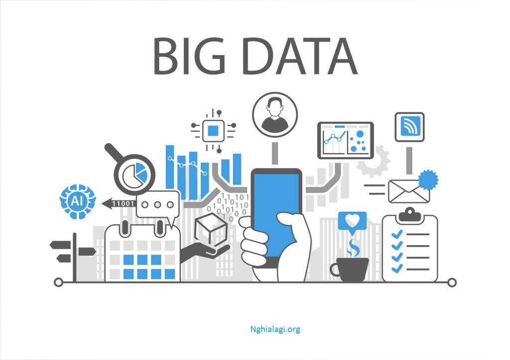 Tổng quan về Big Data và những vấn đề liên quan - Nghialagi.org