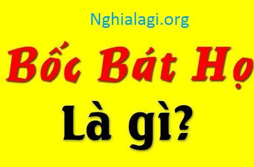 Bốc bát họ là gì? Luật chơi bốc họ và những điều cần tránh - Nghialagi.org