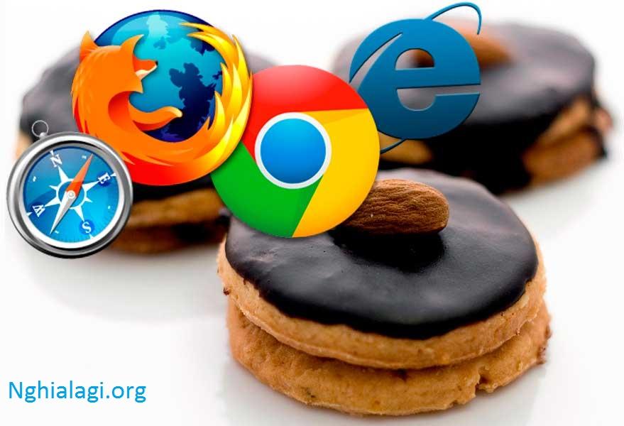 Cookie là gì? Cookie để làm gì và hoạt động trên trình duyệt - Nghialagi.org