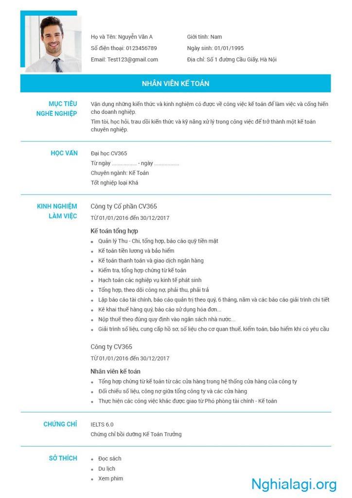 CV là gì? Phân biết CV vs Hồ sơ xin việc - Nghialagi.org