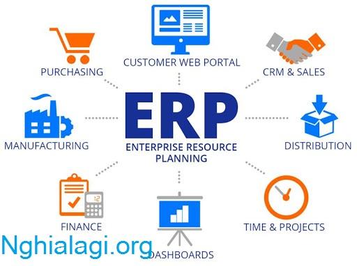 ERP là gì? Tại sao doanh nghiệp nên triển khai phần mềm ERP - Nghialagi.org