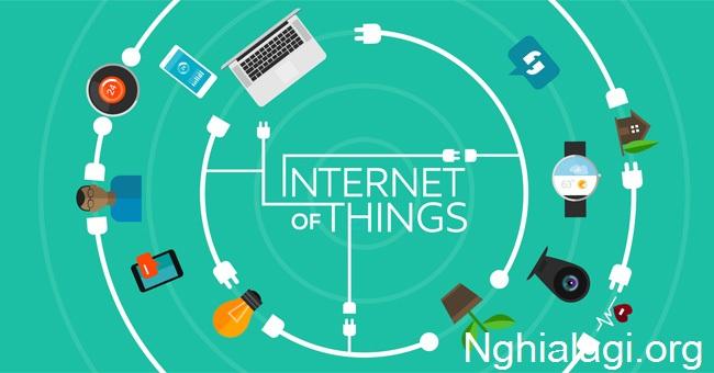 IoT là gì? ứng dụng của IoT trong cuộc sống hiện đại - Nghialagi.org