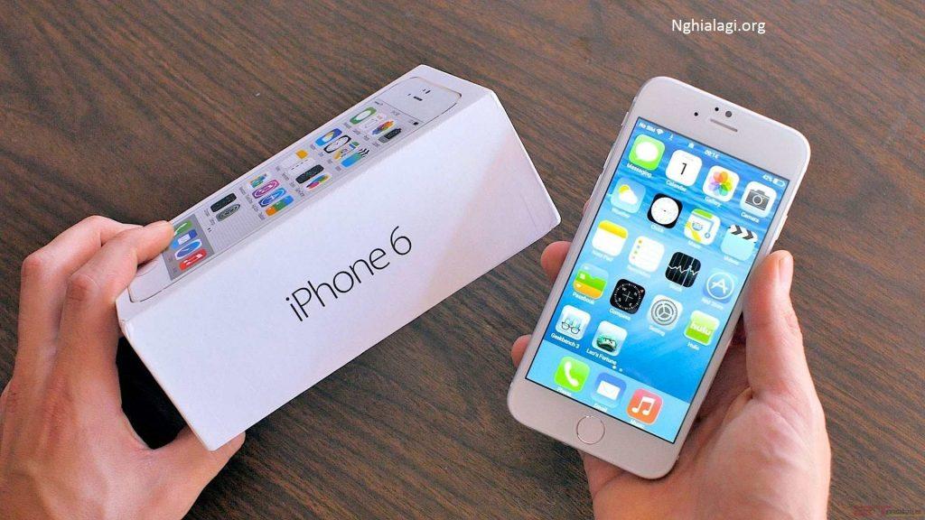 iPhone Lock là gì, các bước kiểm tra quan trọng trước khi mua - Nghialagi.org
