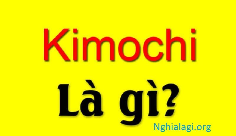 Lật tẩy cho bạn ý nghĩa của từ Kimochi tiếng Nhật là gì? - Nghialagi.org