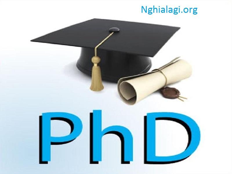 Ph d là gì? Phd là bằng gì? Câu trả lời đầy đủ nhất cho bạn - Nghialagi.org