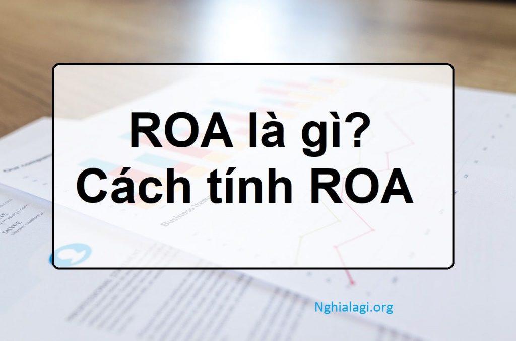 Q&A - Hệ số ROA và ROE là gì? - Nghialagi.org