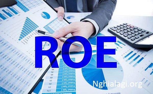 Chỉ số ROE là gì? Ý nghĩa và cách tính ROE - Nghialagi.org