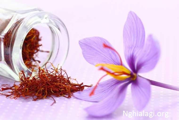 """Saffron là gì mà được mệnh danh """"thần dược cho sắc đẹp""""? - Nghialagi.org"""