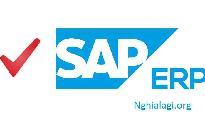 SAP là gì? Vai trò của SAP trong quản lý nhà hàng, khách sạn - Nghialagi.org