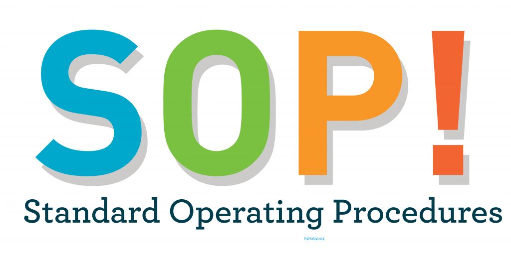 SOP là gì? Hãy cùng tìm hiểu thông tin về SOP từ a-z mới nhất - Nghialagi.org