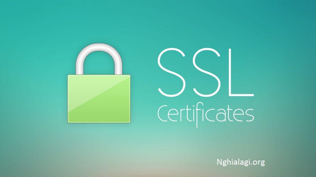 SSL là gì? Tổng quan về chứng chỉ SSL quan trọng phải biết - Nghialagi.org