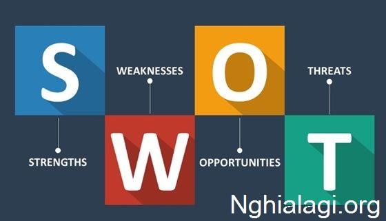 Mô hình SWOT là gì? Ý nghĩa và ứng dụng - Nghialagi.org