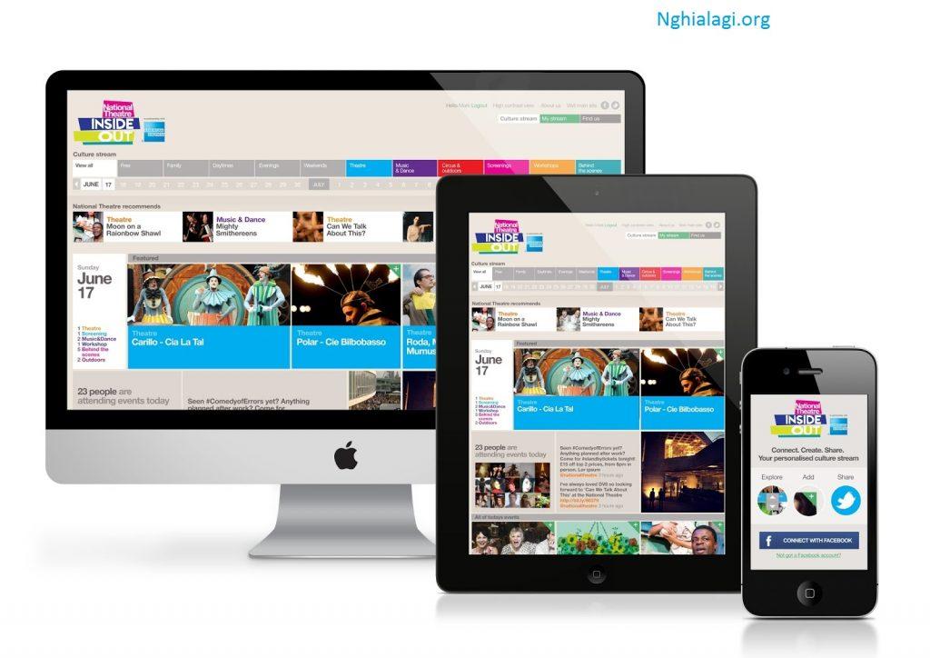 Template là gì? Cách chọn template phù hợp cho website - Nghialagi.org