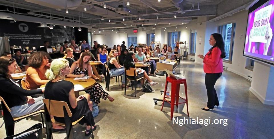 Workshop là gì? Tìm hiểu các hình thức workshop phổ biến - Nghialagi.org
