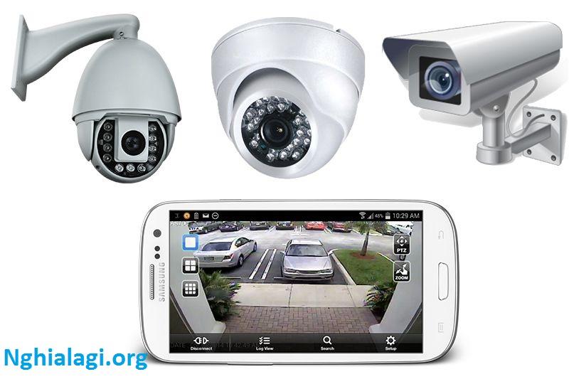 CCTV Là Gì? Hệ Thống Camera CCTV Ứng Dụng Như Nào - Nghialagi.org