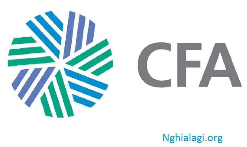 Chứng Chỉ CFA Là Gì? Học CFA Để Làm Gì? - Nghialagi.org