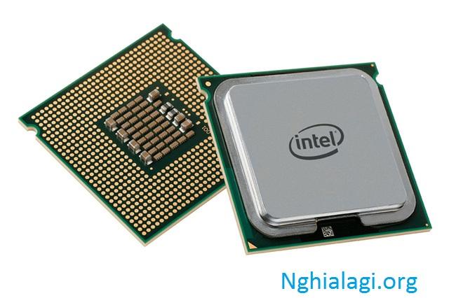 CPU là gì, CPU có chức năng gì đối với máy tính? - Nghialagi.org