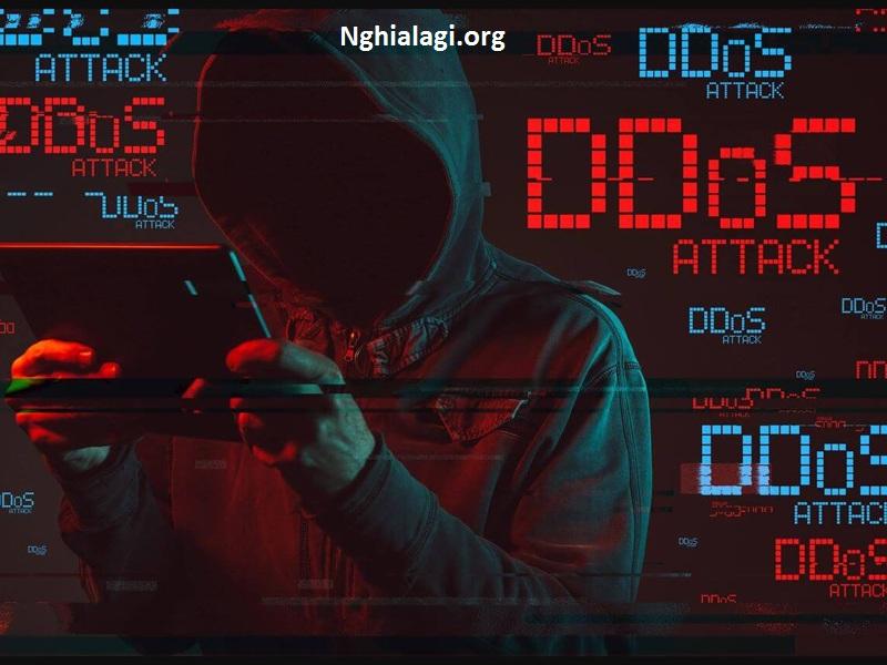 Dos – DDos là gì ? Hacker tấn công DDos bằng cách nào ? - Nghialagi.org