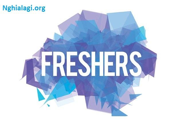 Fresher là gì? Những điều cần biết về Fresher - Nghialagi.org