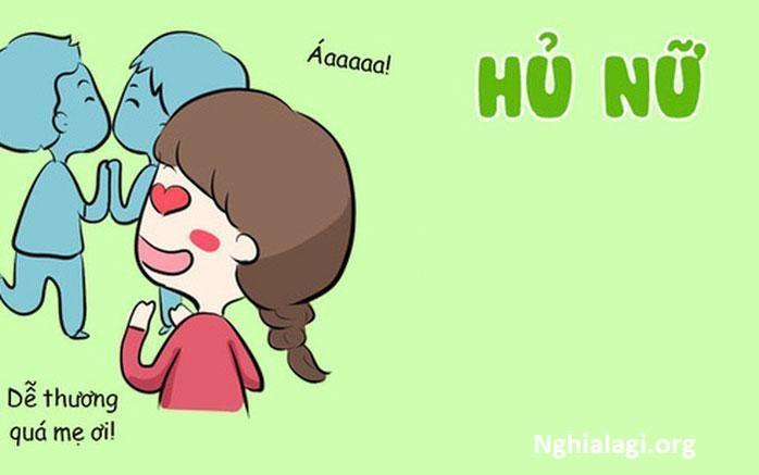 Hủ nữ là gì? Đặc điểm chung ở những cô nàng hủ nữ - Nghialagi.org