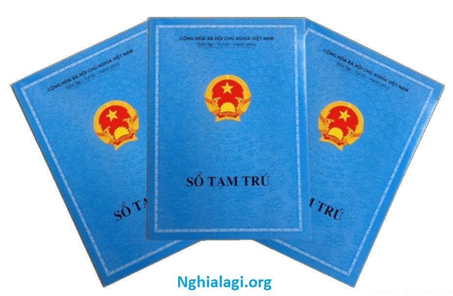 Sổ KT3 là gì? Sự khác nhau giữa sổ tạm trú và hộ khẩu thường trú - Nghialagi.org