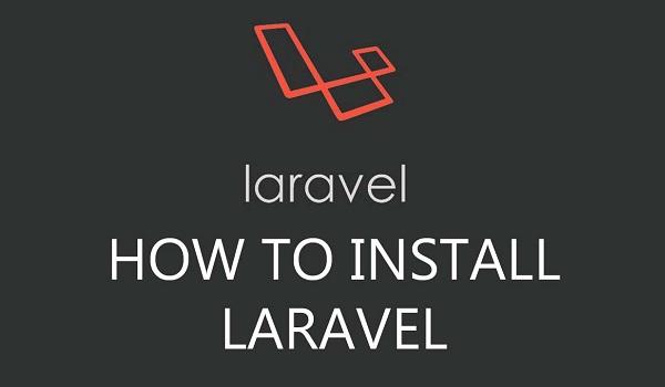 Cài đặt Laravel không khó khăn đối với những người đã có kiến thức cơ bản về lập trình