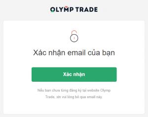 Hướng dẫn đăng ký tài khoản Olymp Trade