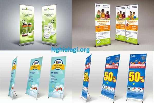 Poster là gì? Kích thước trung bình Poster quảng cáo? - Nghialagi.org