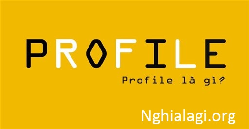 Định nghĩa Profile là gì? Profile cá nhân gồm những gì? - Nghialagi.org