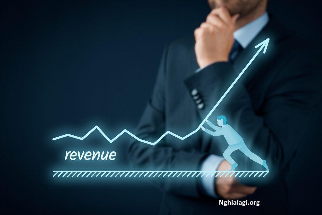 Revenue nghĩa là gì? Phân biệt Revenue, income và Sales - Nghialagi.org