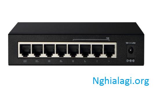 Switch là gì? Công dụng của thiết bị chuyển mạch! Switch là gì, khái niệm vai trò và đặc điểm? - Nghialagi.org