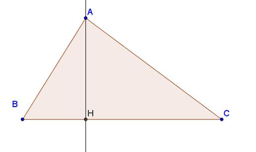 Lý thuyết và Các dạng toán về tính chất trực tâm trong tam giác- Nghialagi.org