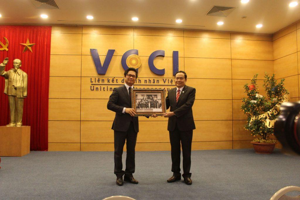 VCCI là gì - Phòng thương mại và công nghiệp việt nam VCCI - Nghialagi.org
