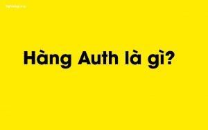 Hàng Authentic là gì? Có nên sử dụng hàng Auth hay không? - Nghialagi.org