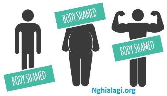 Body shaming là gì? Tại sao giới trẻ lại kỳ thị như vậy - Nghialagi.org