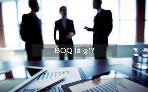 BOQ là gì? Những lợi thế khi xây dựng BOQ (Bill Of Quantities) - Nghialagi.org