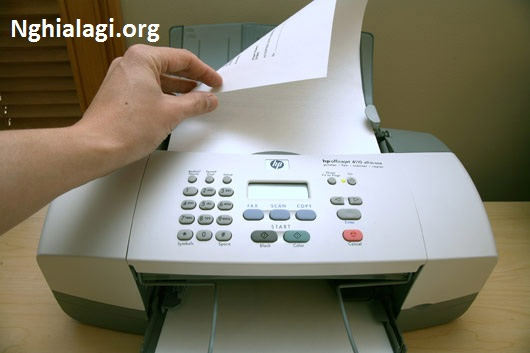 Fax là gì? Số fax là gì? Máy fax là gì? - Nghialagi.org