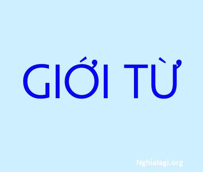 Giới từ (Prepositions) - Chức năng của giới từ trong câu - Nghialagi.org