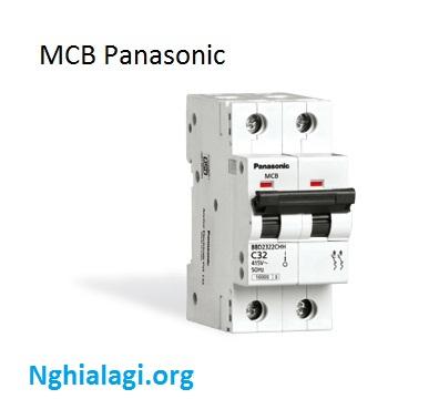 MCB là gì? Cấu tạo và ứng dụng của MCB - Nghialagi.org