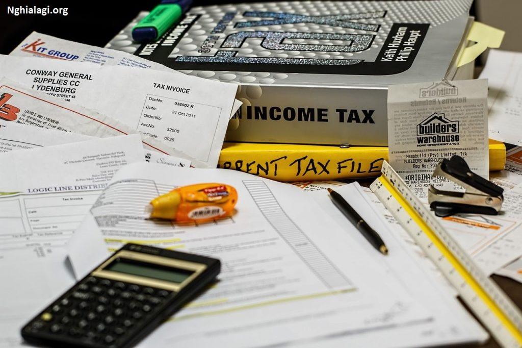 PIT là gì? Tìm hiểu về thuế thu nhập cá nhân - Nghialagi.org