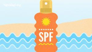 Spf là gì? Chỉ số chống nắng bao nhiêu là tốt Spf 50, Spf 30 hay Spf 15 - Nghialagi.org