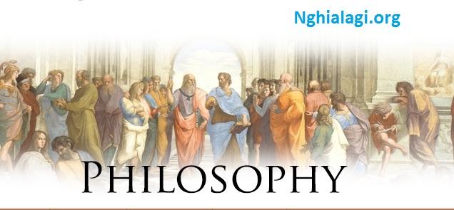 Triết học là gì? Những ý nghĩa của Triết học - Nghialagi.org