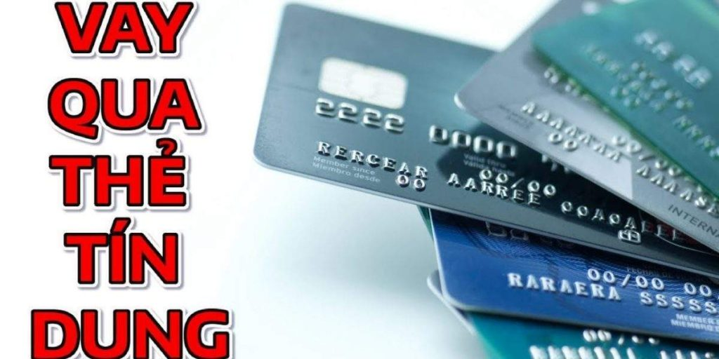 Vay tín chấp tiêu dùng qua sao kê thẻ tín dụng