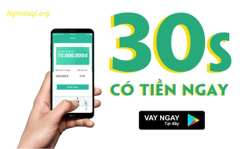 Có nên Vay tiền App iDong online? Có lừa đảo không?