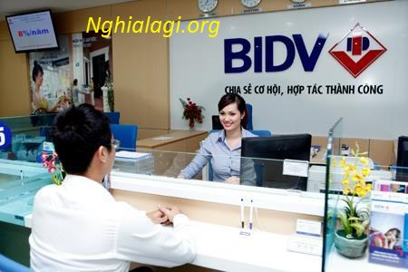 Vay tín chấp theo lương BIDV : Điều kiện & Thủ tục?