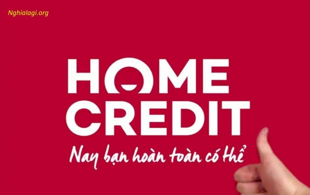 Hướng dẫn cách vay tiền mặt tín chấp tại Home Credit