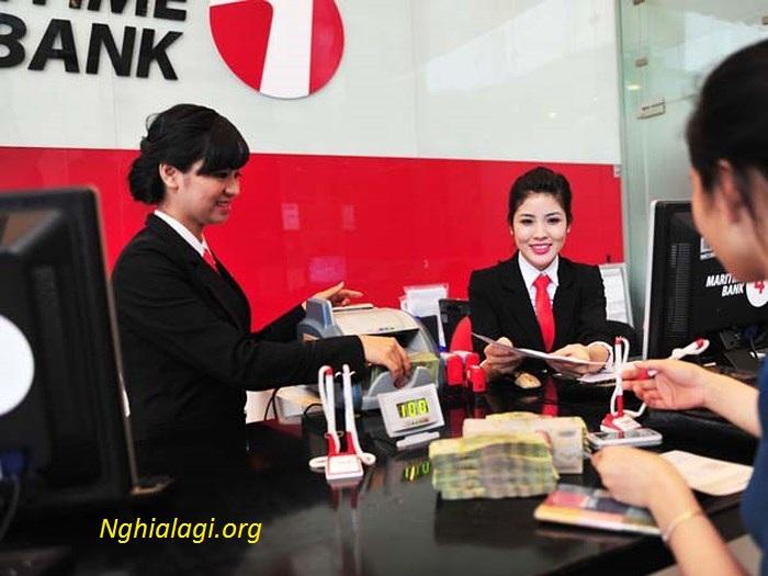 Vay Tiêu Dùng Tín Chấp Ngân Hàng Hàng Hải Maritime Bank